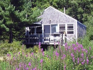 A Maine Seacoast Vacation Cottage