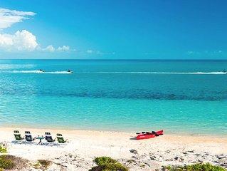 Villa Cotovia - Turks and Caicos - Beautiful Beachfront 3 or 5 Bedroom option