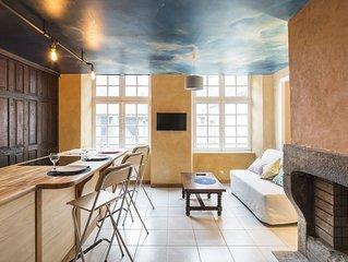 Le Corsaire - Une Chambre Appartement, Couchages 4