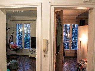 Appartement 46m2 Cosy et lumineux au Nord de Paris