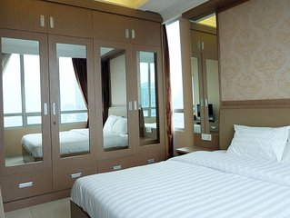 1BR / 2+1BR Denpasar Residence Luxury Apartment At Kuningan City By Travelio