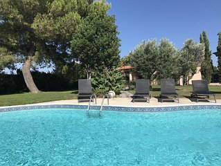 maison de charme, indépendante, piscine, proche mer au coeur de la Toscane