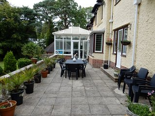 Burton Manor East Wing in Private Location