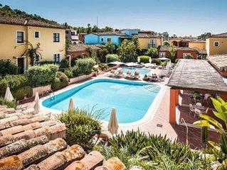 Ferienresidence Borgo degli Ulivi, Tortoli Arbatax  in Costa Rei - 2 Personen, 1