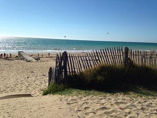 Maison a 100m de la plage  ------------------------------------------------