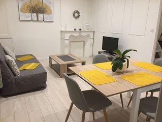 Appartement T2 rdc Centre ville Saint-Brieuc