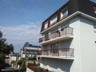 Villers sur Mer - Appartement 4/6 Pers. - Centre Ville - 100 M de la plage