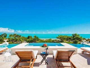 Beach Villa Shambhala // Paradise Family Vacation on Long Bay Beach