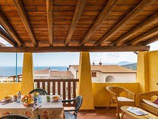 Ferienwohnung CASA GUSTO in Cala Gonone - 8 Personen, 3 Schlafzimmer