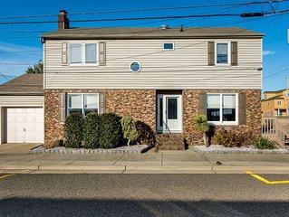 Longport NJ Beach House- Summer Season Rental