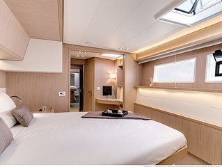 52ft Luxury Sailing Catamaran by Navigare Yachting