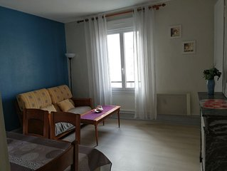 Appartement T2 proche centre ville Le Havre