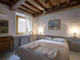Cosy Medieval Townhouse, between lake, sea, thermal baths, Rome, Viterbo, Umbria