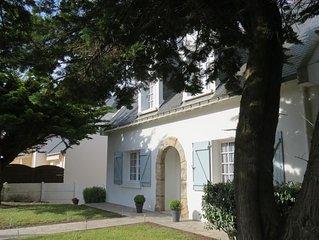 Maison de famille Bretonne, 1minute plage, proche La Baule, Piriac, le Croisic