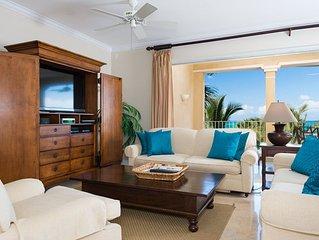 Villa 304  3rd Floor Dlx Villa, 2 Bedroom, 2 1/2 Bath, Ocean Front (sleeps 4-5)