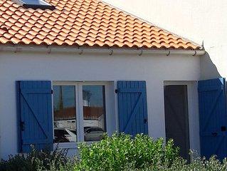 Maison renovee a Sion sur l'Ocean (St Hilaire de Riez) - centre/mer/plage a pied