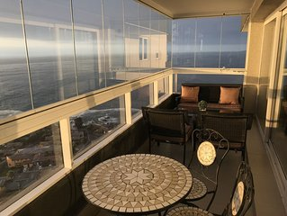 Great ocean view and full relax in a stunning Apt.
