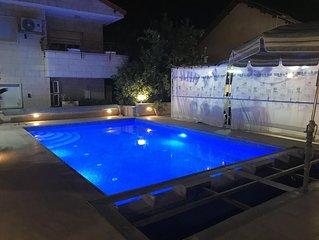 Serenidad ★ Private 5 stars ★ modern Galilee bliss
