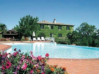 Superbe maison avec accès piscine