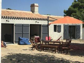 location maison 12 couchages L'Epine Noirmoutier