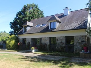 Maison de vacances en Bretagne