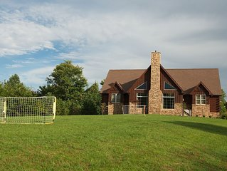 High Point Retreat! Large open concept.  Great for family gatherings!
