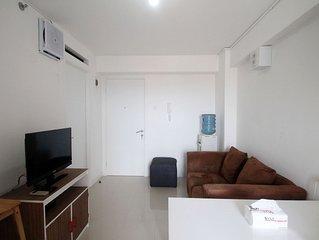 2 Bedroom Apartment at Cipinang East Jakarta