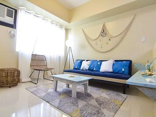 Charming condo unit in the heart of Davao City!