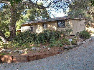 Come for a relaxing stay at the Libretto Cottage in San Luis Obispo/Edna Valley