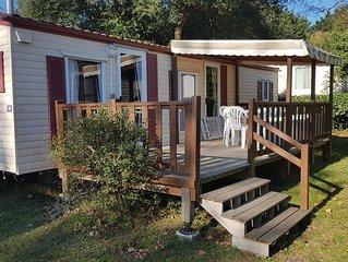 Jolie propriété avec terrasse