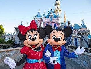 Au cœur de la magie Disney PDJ inclus