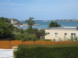 Loue maison 8/10 personnes  à St Jacut de la Mer (20m plage)