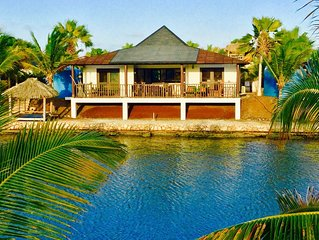 Bonaire Waterfront Villa Sirena Great Location!!!