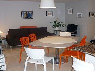 Appartement pour 4/6 pers, dans la baie de Douarnenez