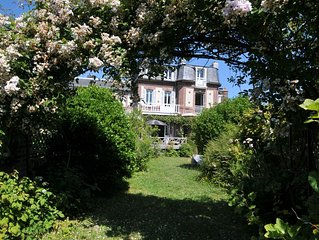 Etretat - Villa -  la belle impressionniste