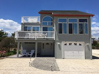 Beautiful Beach Escape: 1 Off Beach, Water View, Open Layout-Sleeps 10
