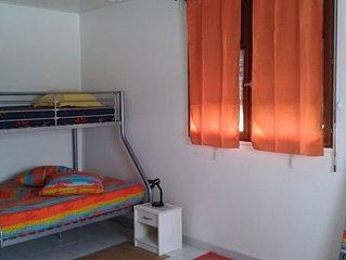 Appartement T4  étage de villa