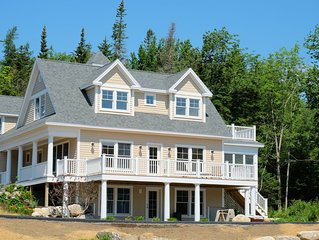 ROSE'S COTTAGE STUNNING LUXURY W/ OCEAN VIEWS ACCESS OVERLOOKNG SOUTHWEST HARBOR