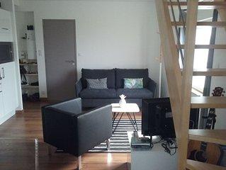 Pointe de Penmarch - Appartement de 34 m2 avec Vue sur Mer