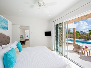Turks and Caicos Island, Grace Bay Beach, Brand New Villa