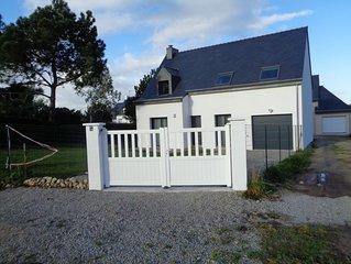 grande maison familiale a 200 m de la plage