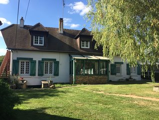 Le Plessis - maison à la campagne