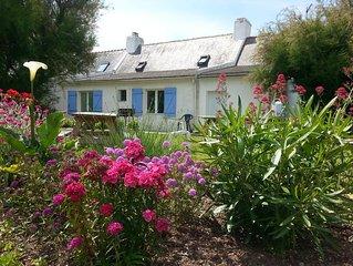 Maison tout confort a Belle-Ile avec velos a disposition et Voiture en location