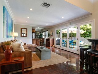 Close to Beaches & Downtown / 5 Star Reviews / Great Home for Family Friends Pet
