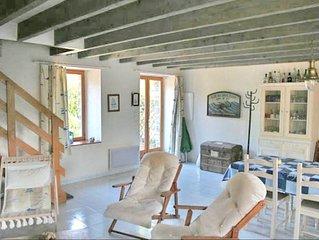 Jolie demeure avec terrasse and Wifi