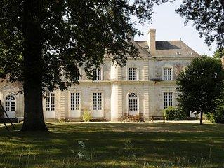 Grande maison de caractère du 18ème siècle sur Pornic