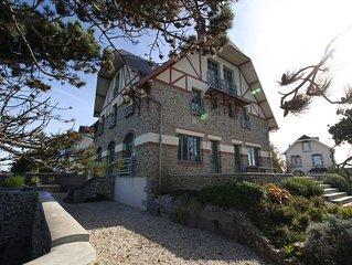 PROMO ce week end du 1er Nov ! Villa de luxeuse face à la mer