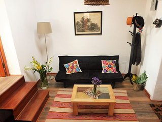 Skylight Apartment With Great Views In He Heart Of Cusco