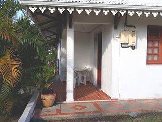 T3 60m2 pour vacances au Sud de la Martinique