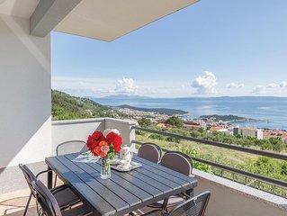 3 Zimmer Unterkunft in Makarska